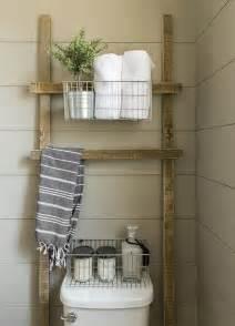 the toilet ladder 50 useful bathroom storage ideas interior god
