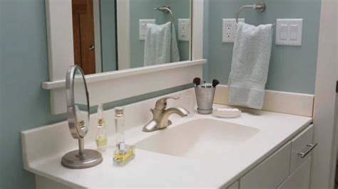 clean bathroom sink how to clean a bathroom sink and countertop youtube