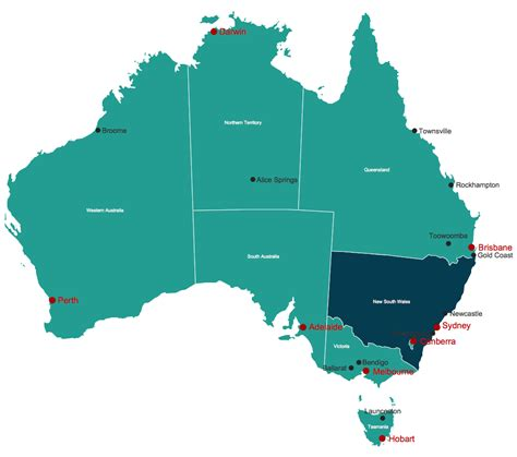 astrelia map geo map australia new zealand australia map how to