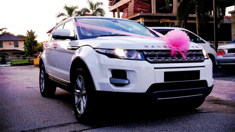 car decorations redorca malaysia wedding and event car rental bridal car