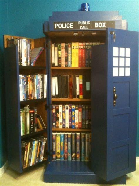 tardis library doctorwho