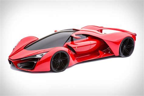 ferrari f80 concept car ferrari f80 concept uncrate