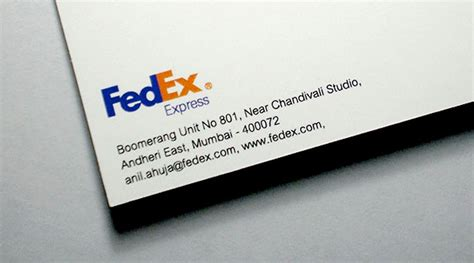 fedex business card template fedex print business cards fedex business card print