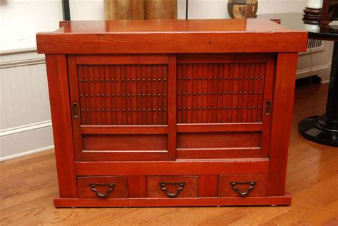 japanese kitchen cabinets japanese kitchen cabinet for sale at 1stdibs