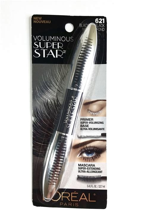 Harga L Oreal Voluminous Superstar Mascara l oreal voluminous mascara review the budget