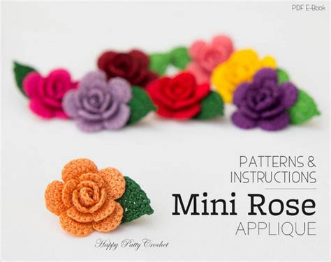 sentence pattern for this rose looks beautiful this item includes pattern and instructions for my mini