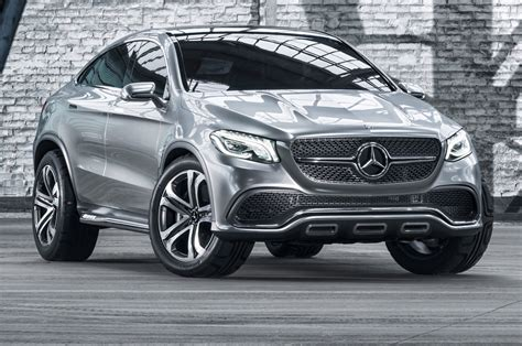 benz jeep 2015 mercedes benz concept coupe suv first look motor trend