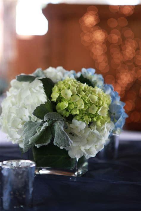 wedding centerpieces with hydrangeas hydrangea wedding centerpiece wedding ideas