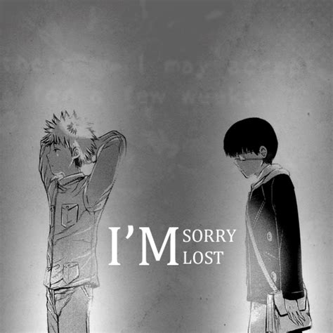 8tracks radio | i'm sorry, i'm lost (9 songs) | free and ... I'm Lost Song