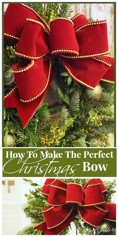 how to tie a bow for christmas tree best 25 bows ideas on diy bow bows and how to tie a