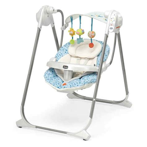 chicco baby swing chicco babyschaukel polly swing up sea dreams buy at