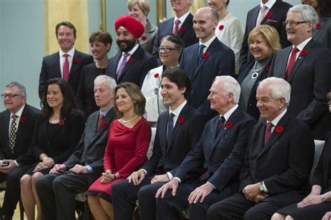 Who Are The Cabinet Ministers Of Canada by A Cabinet That Reflects Canada Toronto