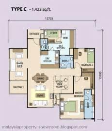 Casa Fortuna Floor Plan Casa Indah 2 Malaysiacondo Com