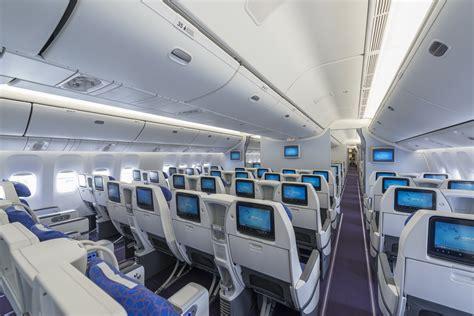 Air 777 Interior by A Closer Look At China Southern S New 777 Interior