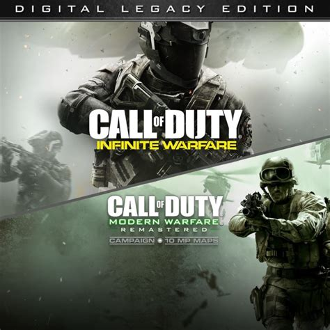 Ps4 Call Of Duty Infinite Warfare Legacy Edition Asia Call Of Duty Infinite Warfare Legacy Edition For