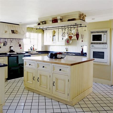 Island Kitchen Units | country kitchen island unit kitchen designs traditional kitchen ideas housetohome co uk