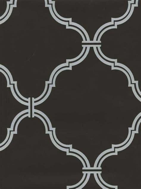 quatrefoil wallpaper for walls quatrefoil trellis wallpaper by brewster traditional