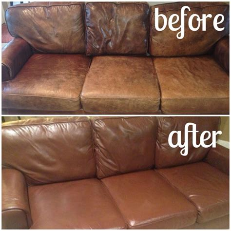 Restore Leather Sofa 141 Best Real N Restored Images On Furniture Restoration Leather Sofa And