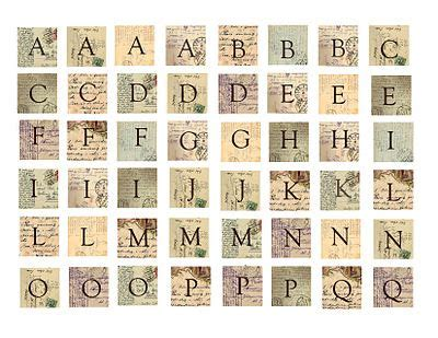 printable paper letter tiles 25 best ideas about french postcards on pinterest