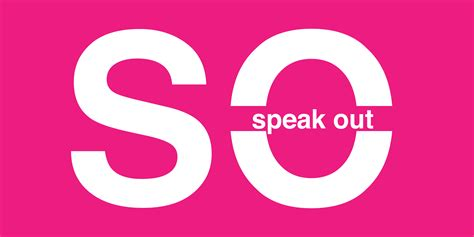 Speaks Out by Images Speak Out