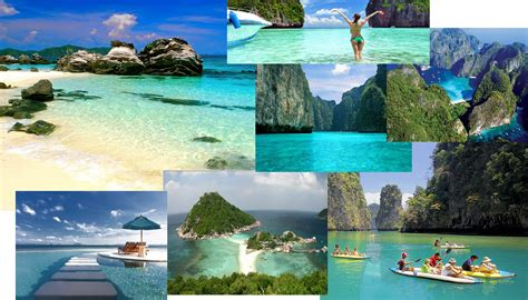 thailand hotels beautiful islands 3 lao ya island top 10 most beautiful beaches in asia jtravel