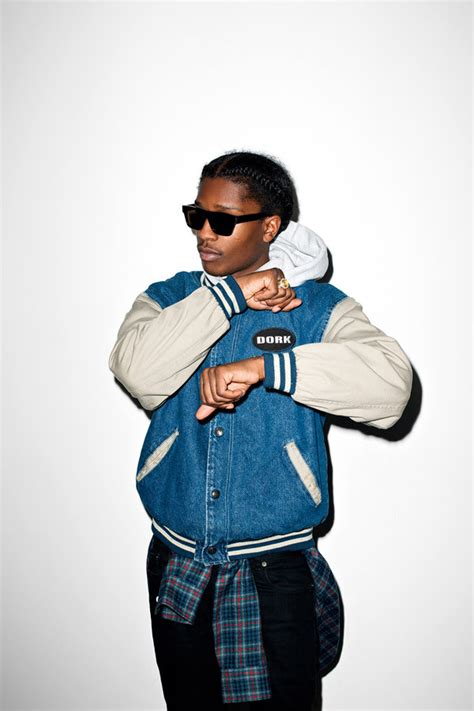 a ap mob 187 photos a ap rocky by terry richardson for