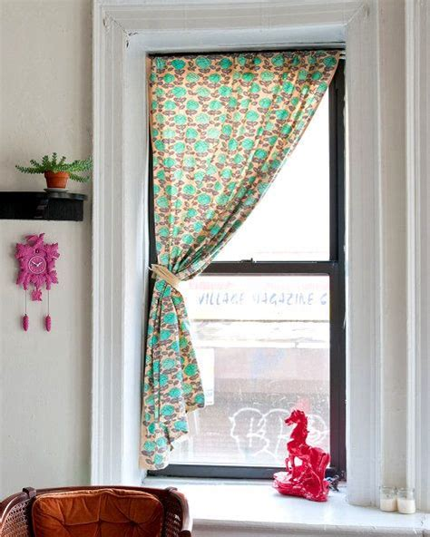 how to sew simple curtains 5 great diy window covering ideas for kids rooms