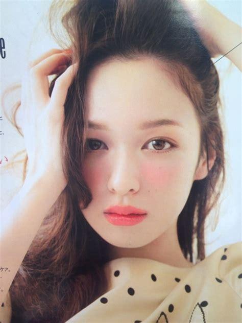 Odbo Eyeliner Original From Korea 画像 2014年今一番なりたい顔no 1 人気モデル森絵梨佳 かわいすぎる メイクやコーデまとめ