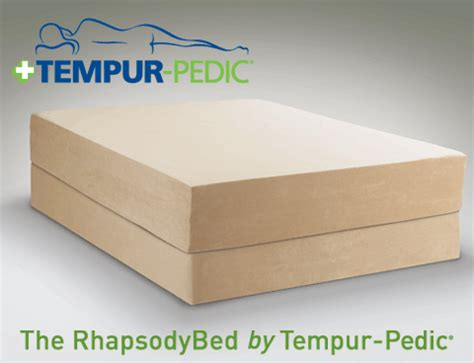 Mattress Warehouse Ct by Tempur Pedic Tempur Hd Rhapsodybed Mattress