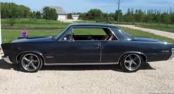 Pontiac Gto 65 65 Gto Pontiac Gto