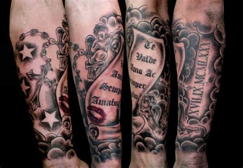 religious half sleeve tattoos 20 half sleeve designs slodive