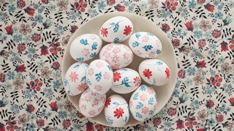 easter egg designs video how to liberty print easter egg designs martha