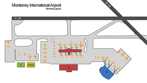 airport layout wikipedia file monterrey airport terminal layout jpg wikipedia