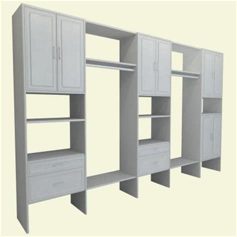Where To Buy Closetmaid Products Closetmaid Selectives 10 Ft 14 Ft Mudroom System In