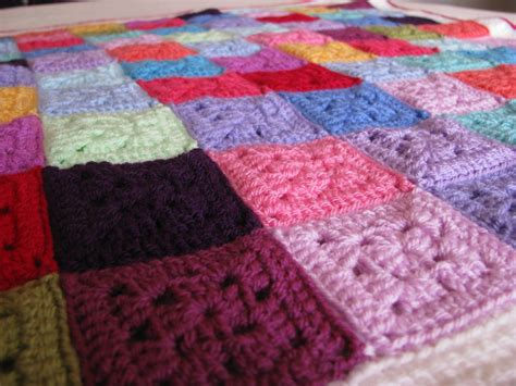 How To Make Patchwork Blanket - elmer inspired patchwork baby blanket the big