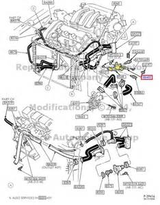 new factory oem heater hose 2003 ford taurus mercury 3 0l v6 dohc ebay