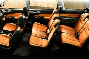 Subaru 7 Passenger Suv Subaru Exiga Crossover 7 2016