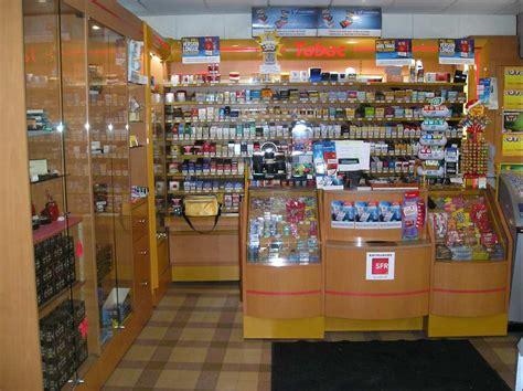 tobacco shop design ideas