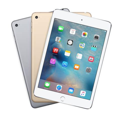 Spesifikasi Tablet Apple harga apple mini 4 spesifikasi chipset a8 dan bodi lebih tipis