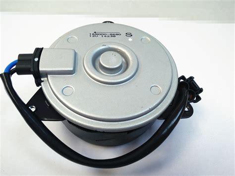 Motor Fan Kondenser Motor Fan Ac Honda Accord Civic Jazz Honda for honda ac fan motor for honda accord tao 2 4