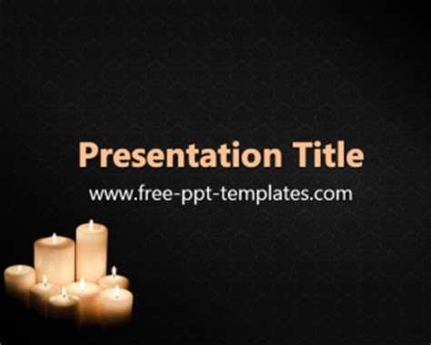funeral ppt template free powerpoint templates