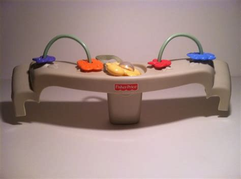 fisher price swing tray fisher price nature s touch papasan cradle swing