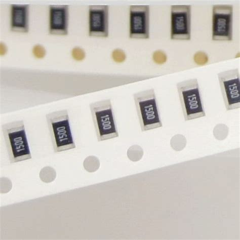 1k smd resistors surface mount 0 25w 1 1206 package smd buy in india digibay