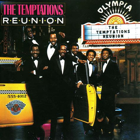 musicotherapia  temptations reunion