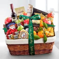 condolence gift baskets sympathy gift baskets gift basket delivery