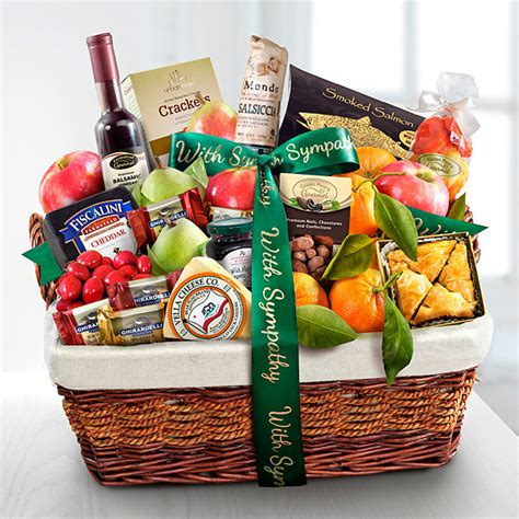Sympathy Baskets by Sympathy Gift Baskets Gift Basket Delivery