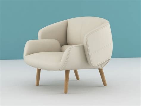 Fusion Chair by Fusion Chair 3d Model Boconcept