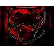 Dodge Viper Logo Wallpaper  WallpaperSafari