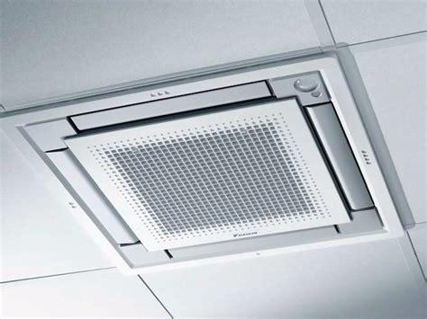 condizionatore a cassetta climatizzatore a cassetta fully flat by daikin air