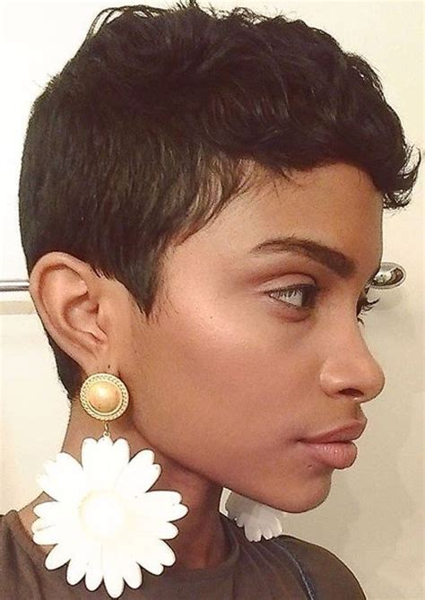 short hair relaxers 1000 ideas about black pixie haircut on pinterest